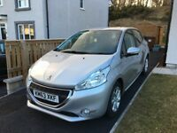 Peugeot 208 1.4 Diesel. £0 road tax. MOT-Jan 19. 4x new tyres