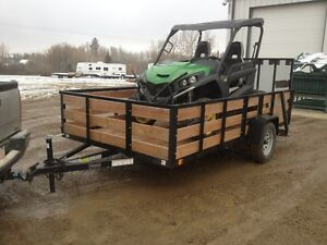 """UTILITY """"FOREST RIVER"""" 2016 (12X7) CARGO TRAILER"""
