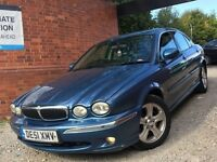 JAGUAR X TYPE 2001 FULLY LOADED ******