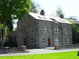 THE QUOILE, STRANGFORD ROAD, DOWNPATRICK. GROUND FLOOR APARTMENT WITH RIVER VIEWS.