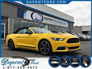 2016 Ford MUSTANG CONVERTIBLE GT PREMIUM CALIFORNIA - TAUX A PAR