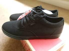 VANS Canvas Shoes UK 4.5