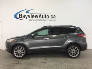 2015 Ford ESCAPE SE- 4WD KEYPAD ECOBOOST PANOROOF HTD STS SYNC!