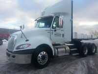 2013 International Prostar Limited, Used Day Cab Tractor