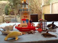 Children's Marine Explorer Toy Set