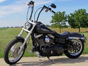 2006 harley-davidson FXDB Street Bob  Black Denim  Blacked Out R