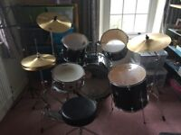 Drum kit for sale - would make great Christmas present! for COLLECTION