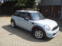 Mini Cooper Blue - LIKE NEW!
