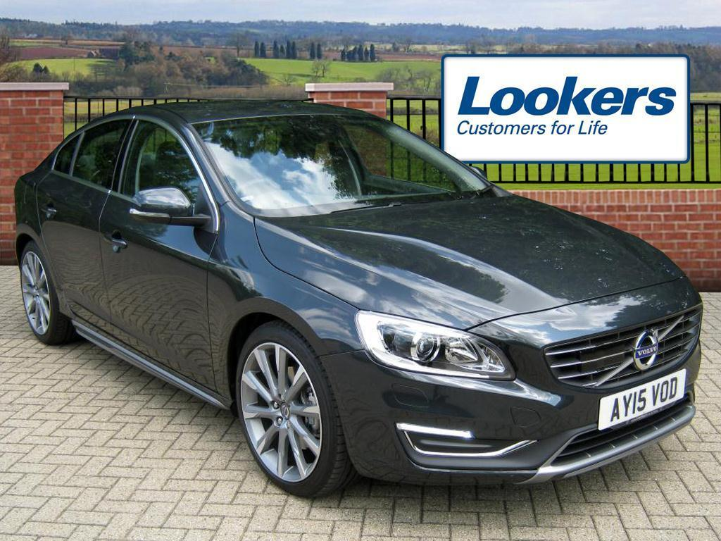 volvo s60 d5 215 se lux nav 4dr geartronic 2015 in colchester essex gumtree. Black Bedroom Furniture Sets. Home Design Ideas