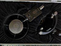 Sontronics Saturn multipattern condensor microphone