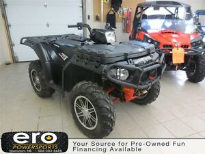 2013 Polaris Sportsman 850 XP LE EPS FREE 1 Year Powertrain Warr