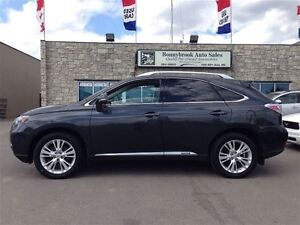 2010 Lexus RX 450H Base AWD COMES FULLY MECHANICALLY SAFETY CERT