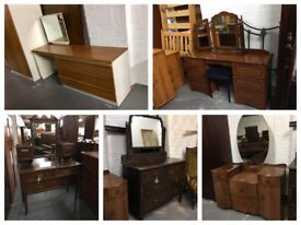 ** DRESSING TABLES FOR SALE **