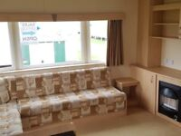 MANAGERS SPECIAL REDUCED FROM 14,995 ''2010 ABI VISTA'' NOW ONLY 12,995!! NORTH SHORE, SKEGNESS