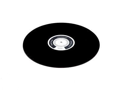 Plattenteller Auflage Matte Record Mat Plattenspieler 3 mm! High End Audio Acryl