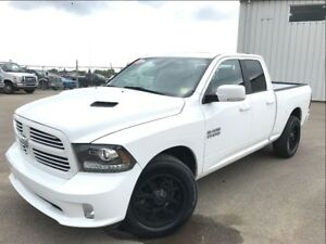 2013 Ram 1500 Sport-Leather- NAV-Sunroof