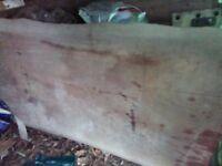 slab of timber