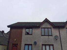 Two Bedroom flat in Tullibody.