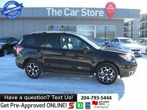 2014 Subaru Forester 2.0XT Touring SUNROOF, HTD SEAT, BLUETOOTH