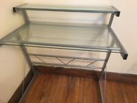 FREE Office desk / glass table