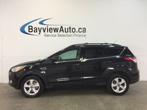 2014 Ford ESCAPE SE- 4WD|ECOBOOST|HTD STS|REV CAM|SYNC!