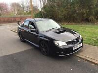 Subaru Impreza wrx hawkeye 360bhp big spec may px or swap cheap Subz
