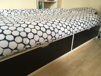 FREE Single Bed with mattress