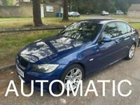 Bmw 3 series automatic gearbox 2008 m sport