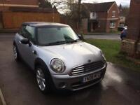 Mini Cooper D 1.6 £20 road tax a year