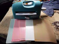 Spellbinder grand callibur new large format cutting embossing machine