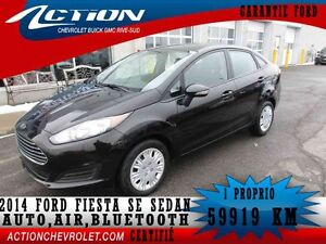 2014 Ford FIESTA SE,SEDAN,AUTO,AIR,BLUETOOTH