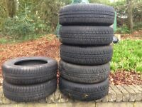 Peugeot 206 tyres and wheels. 175/65 R 14
