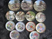 Royal Doulton & Wedgewood Plates.