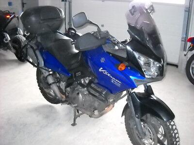 Suzuki DL 650 K6 V-Strom 1. Hand! Koffersatz Gabel Motor Felgen Tank hier Rahmen gebraucht kaufen  Deutschland