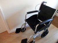 Wheel Chair as new for sale