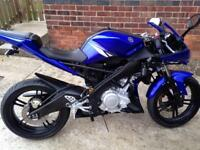 Yamaha yzrf 125 09 *IMMACULATE CONDITION*