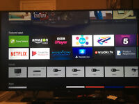 Sony KD-55X8005C - Ultra HD 4K Android Smart TV Excellent Condition