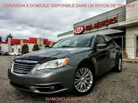 2012 Chrysler 200 V6 TOURING + 47 215 KM