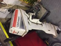 Johnson 7.5 Sea-Horse Outboard Motor