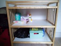 CHANGING TABLE Gulliver by IKEA - GREAT PRICE!!!