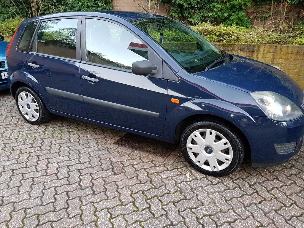 2008 ford fiesta style climate 5 door petrol manual with m d s h in excellent condition. Black Bedroom Furniture Sets. Home Design Ideas