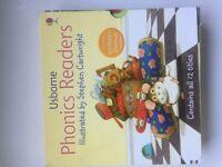 Usborne Phonics Readers Box Set