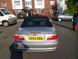 2000 BMW 330 CI SE convertible EXTREMELY LOW MILES!!! + HARDTOP PX up or down