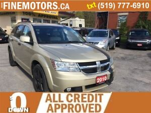 2010 Dodge Journey R/T/SET OF WINTER TIRES INCLUDED IN THE PRICE