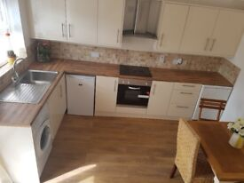 town centre two bedroom terraced property with parking