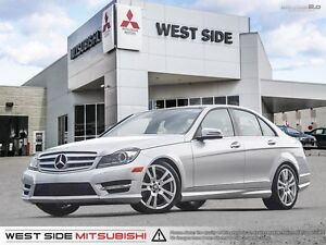 2013 Mercedes-Benz C-Class C350–Local Vehicle–SiriusXM–Navigatio