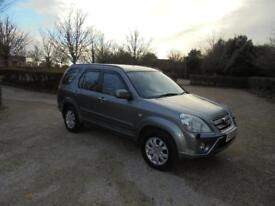 Honda CR-V I-Ctdi Executive (silver) 2005