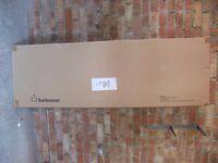Bathstore Pool bath side panel 1700 x 540 white acrylic new