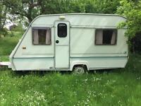 Abi marauder 5 birth lightweight caravan lovely condition