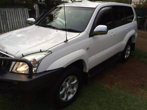 2004 Toyota LandCruiser Wagon Toowoomba Toowoomba City Preview